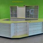 caja para supermercado, muebles de caja, cajas para minisuper, muebles para cobro