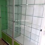 Vitrinas aparadoras, aparadores, vitrinas para pared