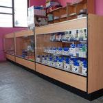 Vitrinas para farmacia