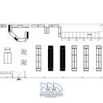 layout de tienda