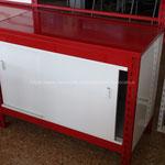 Muebles para mostrador