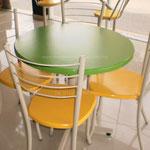Barras para fastfood, barras para comida rápida, barras para café, muebles para cafetería, mesas, bancas