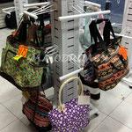 Exhibidores para mochilas