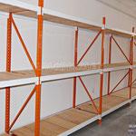 Racks de carga semipesada, racks de carga industrial, estantes para carga pesada