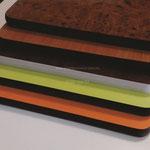 Cubiertas de madera para mesas