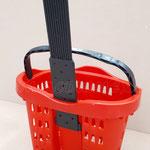 Canastillas para súper, canastas de mano para supermercado, canastillas de plástico y canastillas de alambre