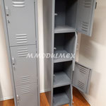 Anaqueles metálicos, estantes metálicos, repisas metálicas, entrepaños metálicos, lockers metálicos, gabinetes metálicos