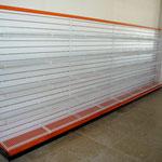 Panel ranurado, exhibipanel