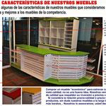 Muebles de tiendas
