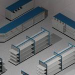 Diseño de tiendas de conveniencia