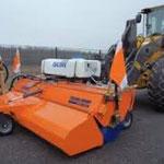 Tuchel Sweep 600 profi Kehrmaschine (Kisch)