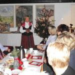 Frau Bartel vom Holländerhof