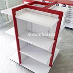 Muebles de madera para farmacias