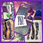 "INITIATION 2 JOURS AIRBRUSH TATOO&NAIL ART ""MAUD"""