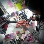 Noémie(2jours Nail ART et Tatoos)
