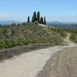 Bild: Die Finca Sant Marti im Priorat