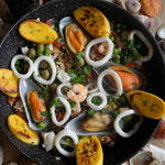 Picture of a Paella