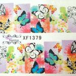 Schmetterlings Wraps nr. 1379