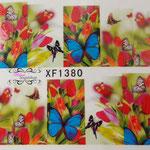 Schmetterlings Wraps