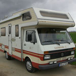 "VW LT28 Westfalia ""Elte"""