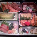 3,000円<宴会用なのでご飯は入れず、全て料理のみの内容です。>
