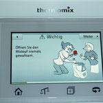 Thermomix TM5 - lustige Sicherheitshinweise