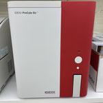 自動血球計算装置(貧血などの血液の異常を測る装置です。)