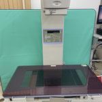 高分解能デジタルX線装置