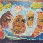 第13回 ドコモ未来ミュージアム九重年少生徒作品