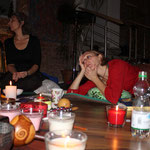 Wintersonnenwende Nachtritual Lio Schamanin
