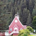 einer der Kirchen in Sewart