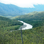 ein Bekannter - der Rio Cauca
