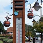 und das bei 32 Grad