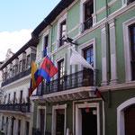 hübsche Häuser in der Altstadt