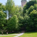 zum Jagdschloss Granitz