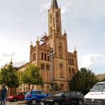 Kirche in Fürstenberg