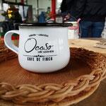 lecker Kaffee (sieht aus wie ein PiPi-Topf)