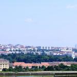wunderbare Aussicht auf Wien