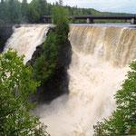 Am Kakabeka Falls