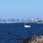 die City von San Diego