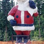 beim Weihnachtsmann