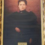 Sara Braun - Gestalterin und Förderung des Friedhofs