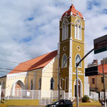 die Stadt selbst hat nicht viel zu bieten - Kirche