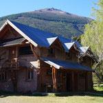 das Sanitärhaus auf dem schönen Campingplatz am See