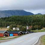 Wir sind angekommen am Fjord