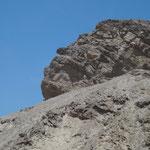 in den Stein gemeißelter Inca
