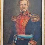 Coronel Leonardo Olivera - Held im Kampf gegen Portugisische Eroberer