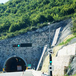 ... und viele Tunnel