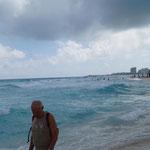 Die Farbe der Karibik ist unglaublich!