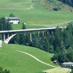 die Brenner-Autobahn